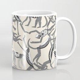 monkey light Coffee Mug