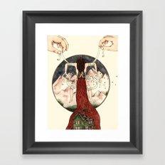 All Stories Framed Art Print