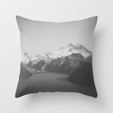 Garibaldi Throw Pillow