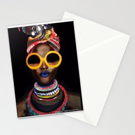 'Black Gold' Stationery Cards