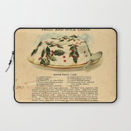 Fruit Cakes - Vintage Laptop Sleeve