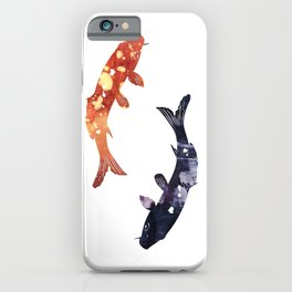 Little patronus - Carp iPhone Case