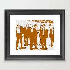 Reservoir Awesome Framed Art Print