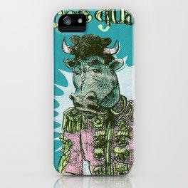 el guapo iPhone Case