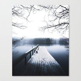 dawn to dusk Canvas Print