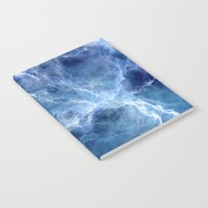 Ocean Magic - Blue Notebook