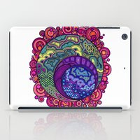cosmic iPad Cases featuring Cosmic by Susan Gottardi