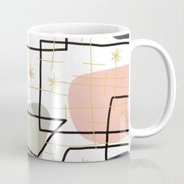 Mid Mod Mash Coffee Mug