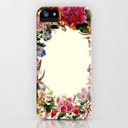"Johannes van Bronckhorst ""A Wreath of Various Flowers"" iPhone Case"