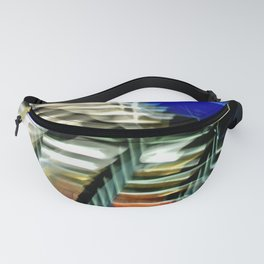 Abstract Throwing Shade Fanny Pack