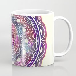Galaxy Mandala Coffee Mug