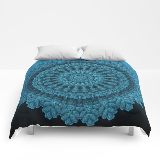 Mandala for the Masses Comforters