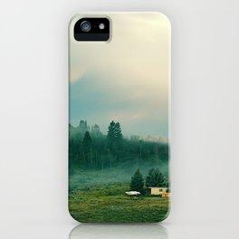 Last Tendrils of Fog iPhone Case