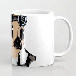 Sergeant Fluff n Feathers Coffee Mug