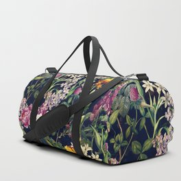 Midnight Forest VII Duffle Bag