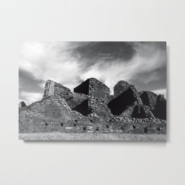 Chaco Canyon, March 2007 Metal Print