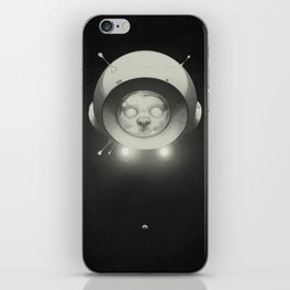 Space Kitty iPhone Skin