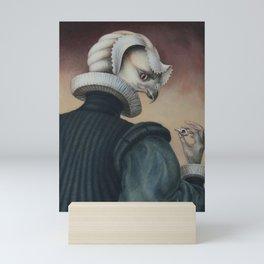 Fragile Assertion Mini Art Print
