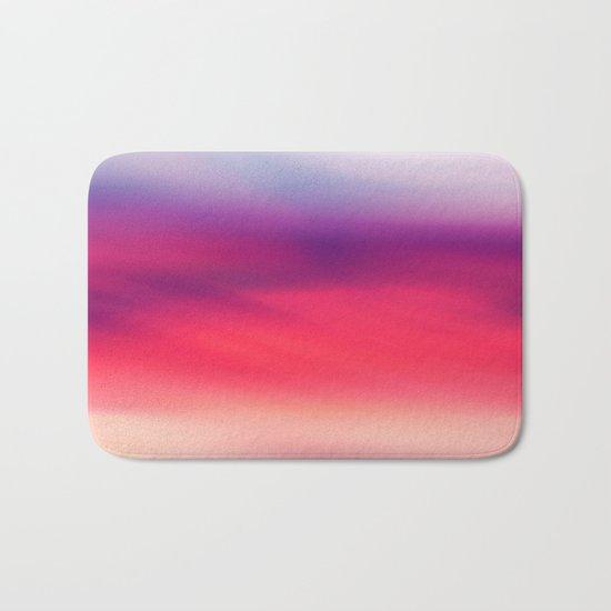 Pastels Bath Mat