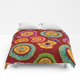 Indian pattern Comforters