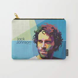 Jack Johnson WPAP Carry-All Pouch