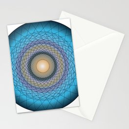 Mandala 5 Stationery Cards