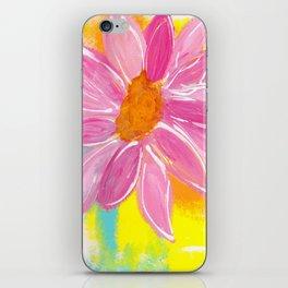Final Bloom iPhone Skin
