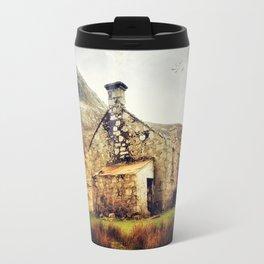 Bothy in the Highlands Travel Mug