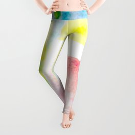 Primary New Year Colors Leggings
