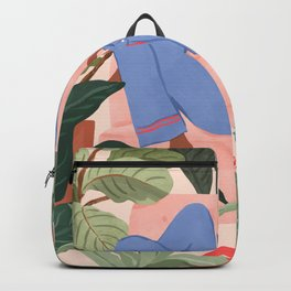 Reading with the Plants II Backpack
