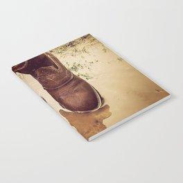Cowboy Boots Notebook