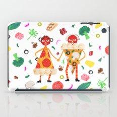 Pizza Folk iPad Case