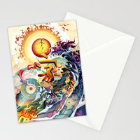 Japan Earthquake 11-03-2011 Stationery Cards