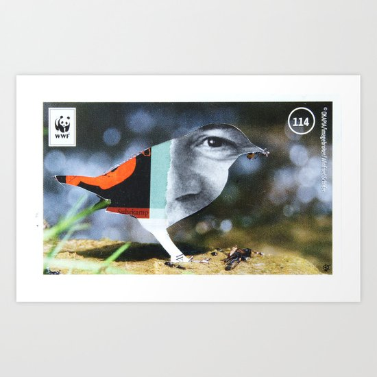 Wilhelm Schmid · Schönes Leben? (und der Traum von Vögeln) Art Print