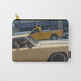 Dog in a car Carry-All Pouch