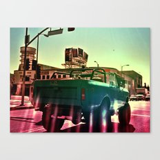 Cahuenga Monster Canvas Print