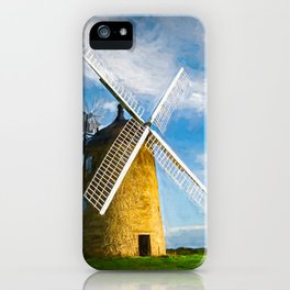 Great Haseley Windmill iPhone Case
