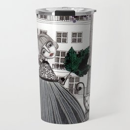 Hadessah's Leaf Travel Mug