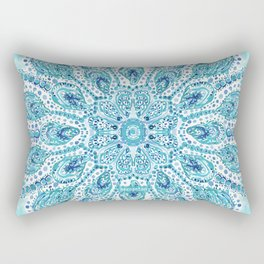 MMMOYSTERS Oyster Mandala Rectangular Pillow