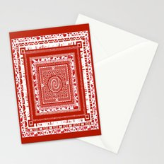 Hearts & Candy Stationery Cards