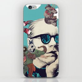 Thinking Out Loud iPhone Skin