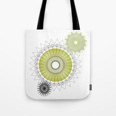 Modern Spiro Art #5 Tote Bag