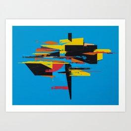 optimo Art Print