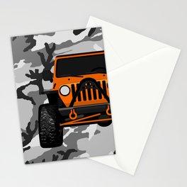 Jessica;s Orange TJ Stationery Cards