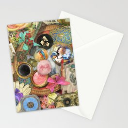 Vintage Vanity Stationery Cards