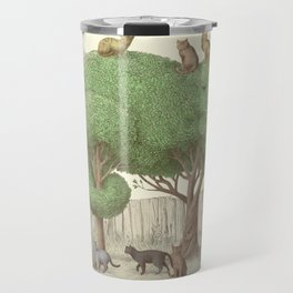 The Night Gardener - The Cat Tree Travel Mug