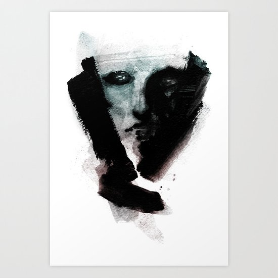 CAPTURE / 02 Art Print