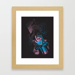 Magic Allusion Framed Art Print