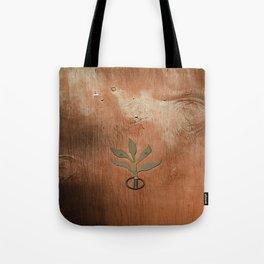 Leaf door knocker  Tote Bag