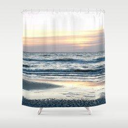 Hilton Head Sunrise Shower Curtain